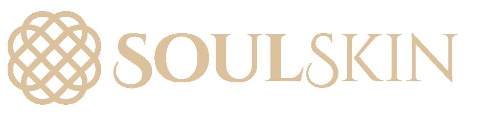 Soulskin logo gold